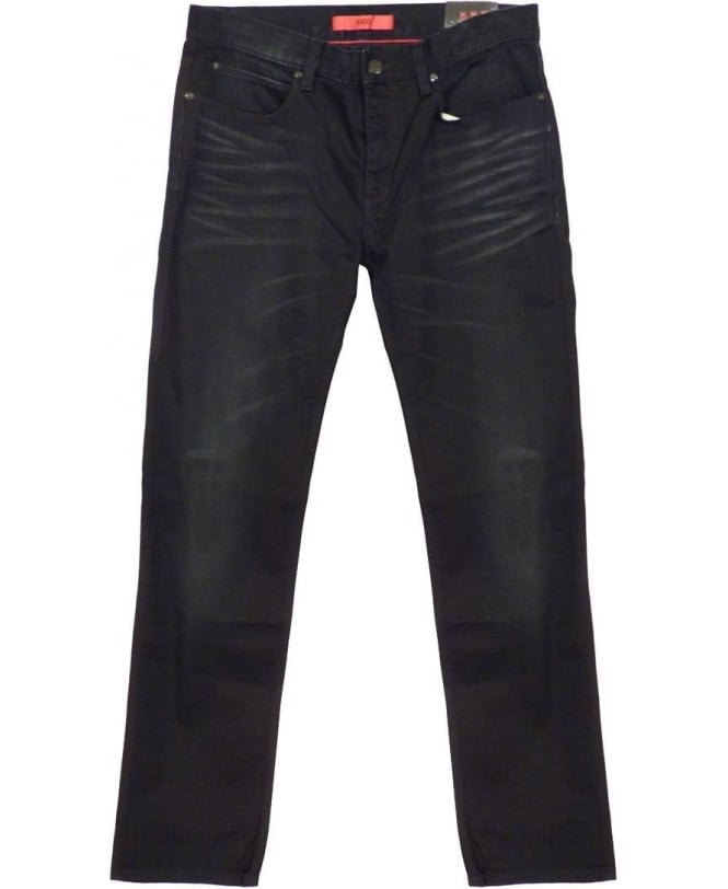 Hugo Dark Denim 708 Slim Fit Jeans