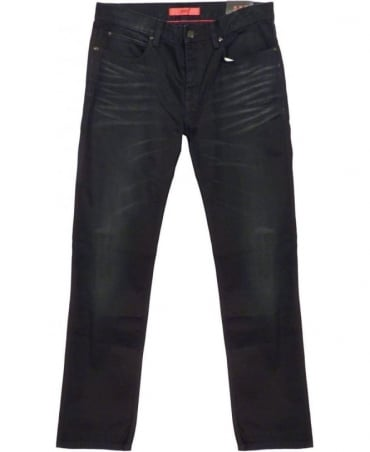 Hugo Dark Denim 708 Slim Fit Jeans