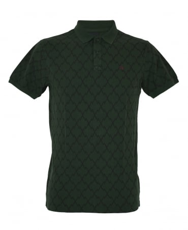 Scotch & Soda Dark Green 139762 Polo Shirt