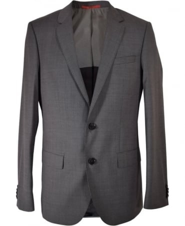 Hugo Dark Grey C-Genius/WE 3 Piece Suit