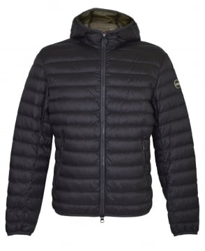 Colmar Originals Dark Grey Down Padded Hooded Jacket
