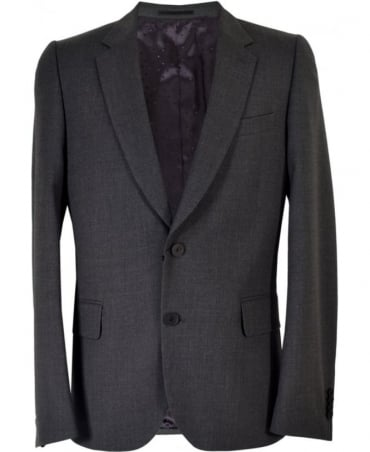 Dark Grey Gents Tailored Fit 2BTN Suit