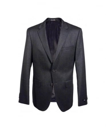 Hugo Boss Dark Grey The Keys 8/Shaft 2 Suit