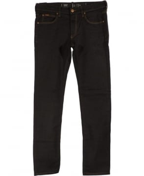 Armani Dark Indigo J06 Slim Fit Jeans