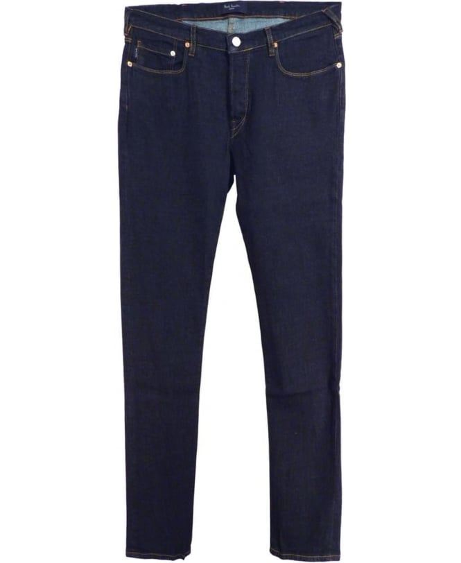 Paul Smith - Jeans Dark Indigo JPFJ-301X-D01 Tapered Fit Jean