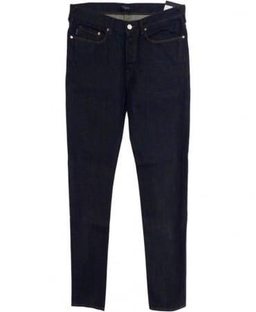 Paul Smith - Jeans Dark Indigo JPPJ-601X-C06 Regular Fit Jeans