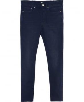 PS By Paul Smith Dark Indigo Standard Fit Stretch Jeans