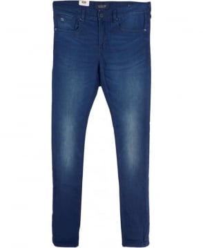 Scotch & Soda Dark Indigo Winter Spirit Ralston Regular Slim Fit Jeans