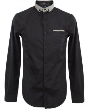 Armani Dark Navy V6C10 Shirt