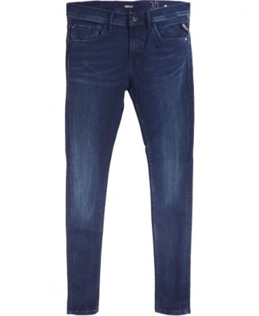 Replay Dark Power Stretch MA931 Jondrill Jean