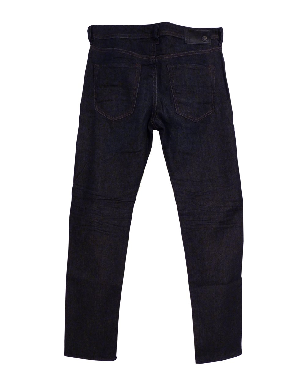 diesel dark wash buster 0845g stretch regular slim tapered jeans diesel from jonathan trumbull uk. Black Bedroom Furniture Sets. Home Design Ideas