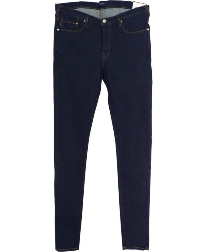 Paul Smith Dark Wash JPPJ-301X-C09 Tapered Fit Jeans