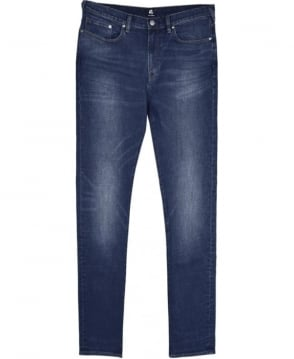 PS By Paul Smith Denim Blue PSXD/301Z/304 Tapered-Fit Jean