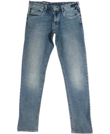 Armani Denim J06 Slim Fit Jeans