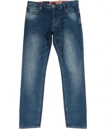 Armani Denim J06 Slim Fit Jeans