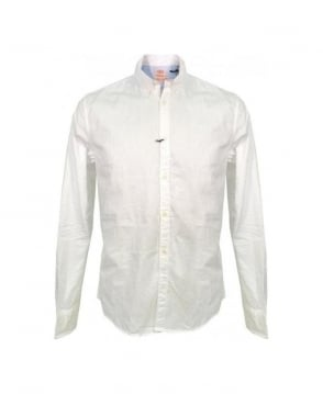 Scotch & Soda Denim White Stripe 13040820054 Shirt