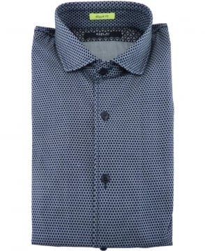 Replay Dot Printed Casual Shirt