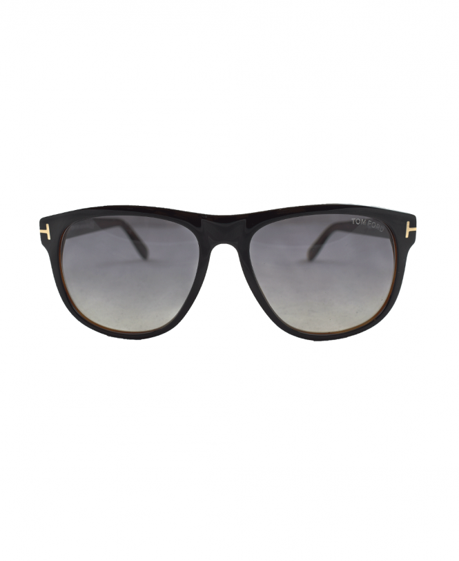 55083e3a1d Tom Ford Duo-Tone  Olivier  Soft Square Sunglasses - Accessories from  Jonathan Trumbull UK