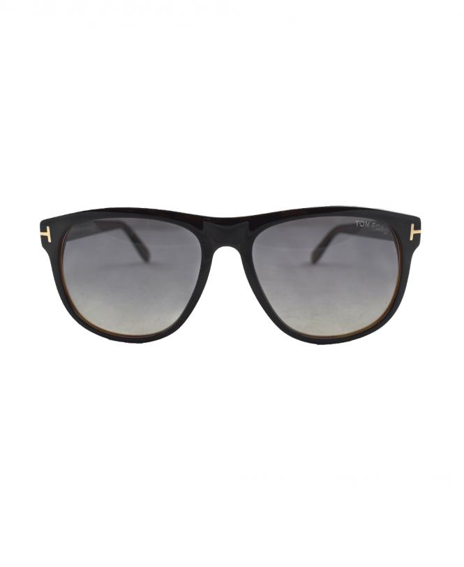 369d1ebf6e Tom Ford Duo-Tone  Olivier  Soft Square Sunglasses - Accessories ...