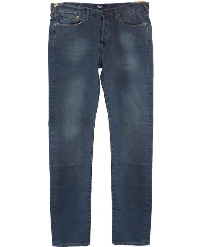 Paul Smith Faded Blue JKCJ/100M/109 Slim Jeans
