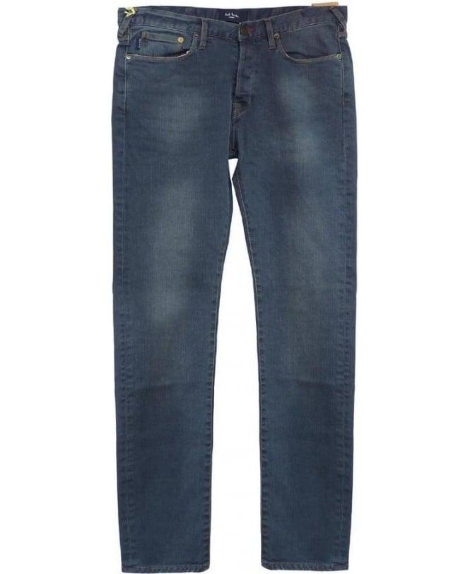 Paul Smith Faded Blue JKCJ/100M/109 Slim Jeans