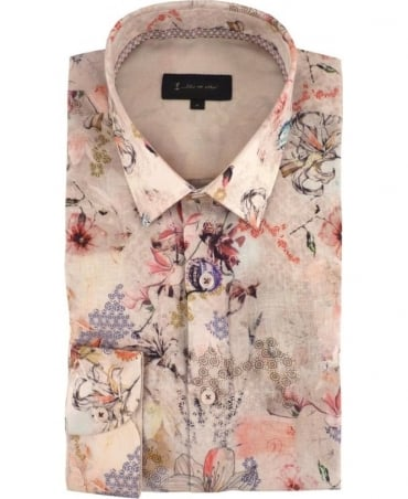 1 ...Like No Other Florals & Patterns 2959S Hanakotoba Shirt