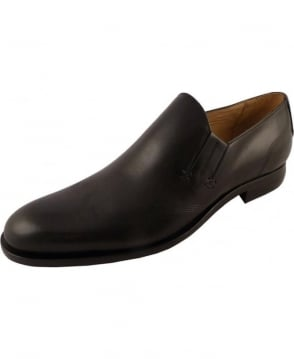 Oliver Sweeney Fusi Black Slip On Shoe