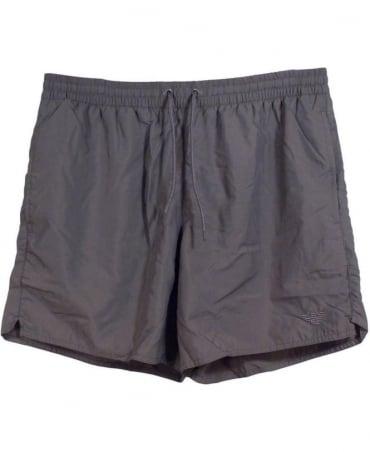 Armani Greige 211118 Drawstring Swim Shorts