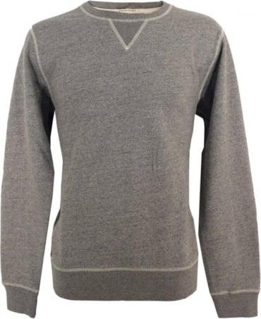 Scotch & Soda Grey 100046 Home Alone Sweatshirt