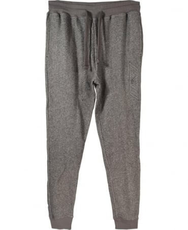 Emporio Armani  Grey 111616 Track Drawstring Bottoms