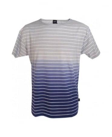 Hugo Boss Grey/Blue Terni T-Shirt