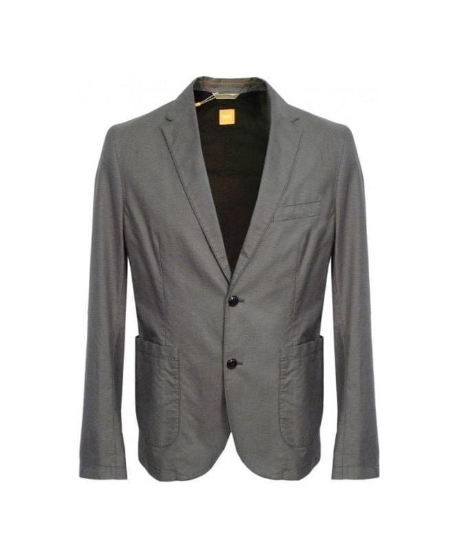 Hugo Boss Grey Bust W Jacket 50260016