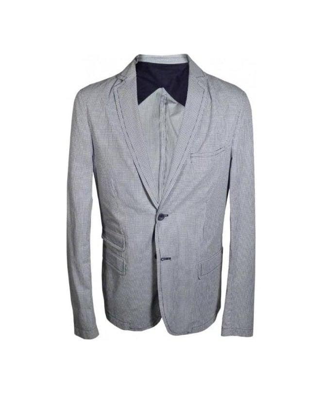 Hamaki-Ho Grey Check 283 Jacket