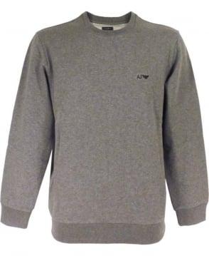 Armani Jeans Grey Crew Neck 06M28RN Sweatshirt
