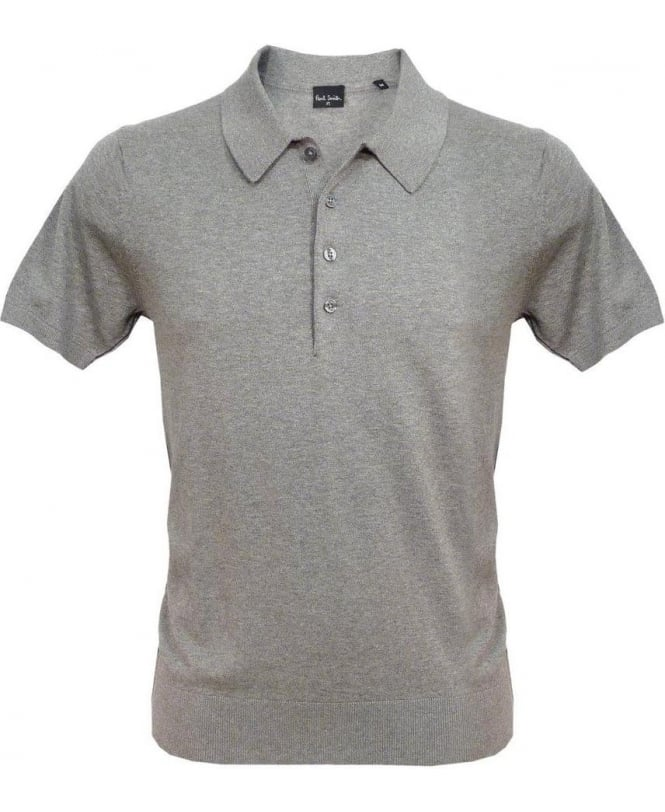 Paul Smith Grey Gents Polo Shirt PKXD/28N/900