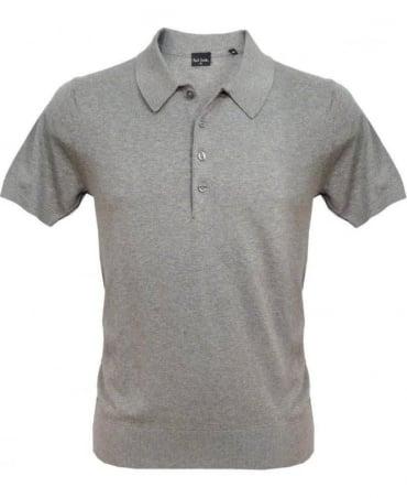 Paul Smith - PS Grey Gents Polo Shirt PKXD/28N/900