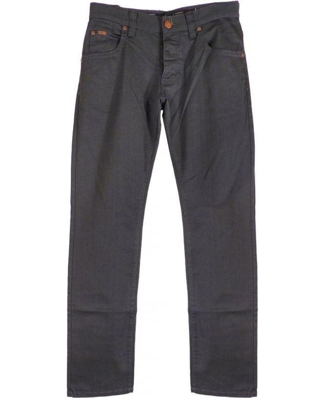 Armani Grey J08 Regular Fit Jeans
