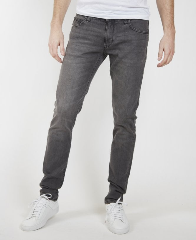 a01de641564d Emporio Armani Grey J10 Extra Slim Fit Jeans - Jeans from Jonathan ...