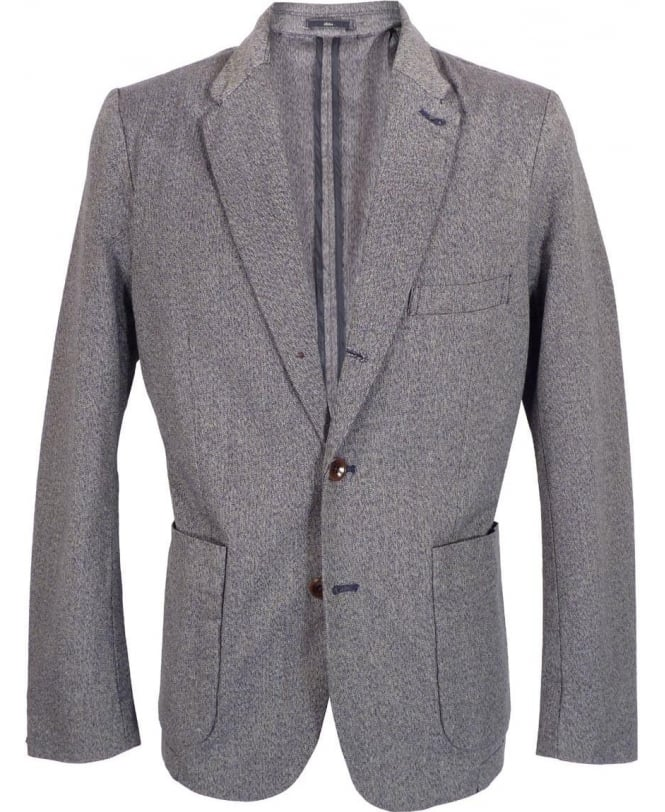 Paul Smith - Jeans Grey JLFJ/063N/505 Rever Three Button Jacket