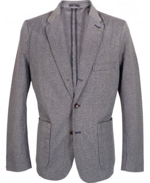 Paul Smith  Grey JLFJ/063N/505 Rever Three Button Jacket