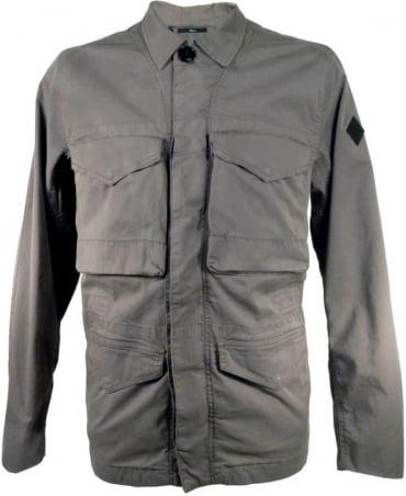 Paul Smith - Jeans Grey JNFJ 245P B13 Four Pocket Field Jacket