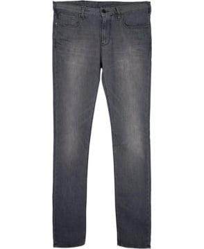 Armani Jeans Grey Lightweight 3Y6J06 Slim Fit Jeans