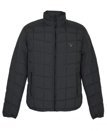 Gant Grey Lightweight 'The LW Cloud' Jacket
