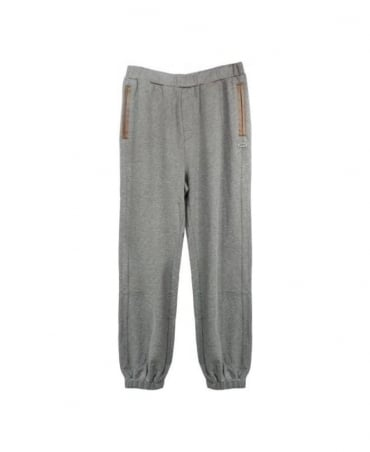 Grey Long Pant Cuffs BM Joggers