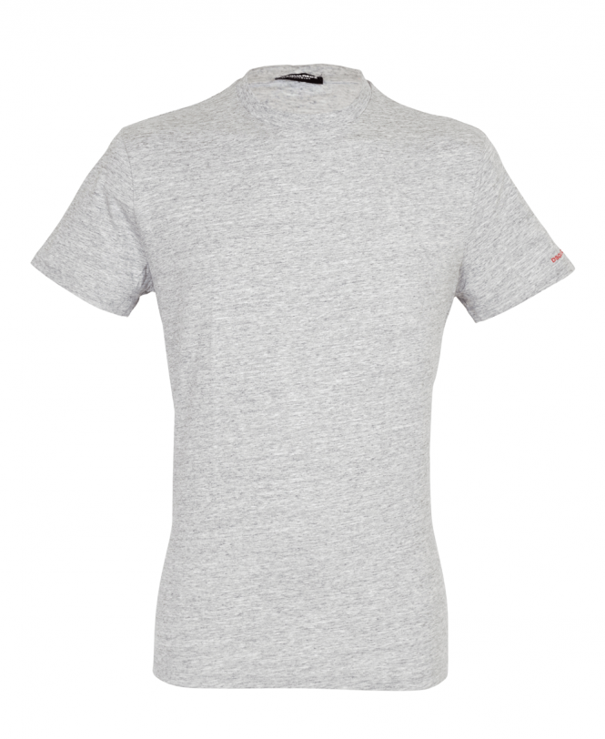 20a1af40de1 Dsquared2 Grey Marl Underwear T-shirt - T-shirts from Jonathan ...