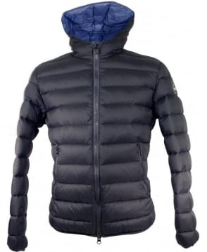 Colmar Originals Grey MU 1249 1NA Full Zip Classic Down Jacket