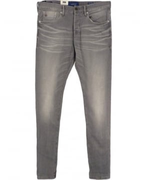 Scotch & Soda Grey 'Ralston' Regular Slim Fit Jeans