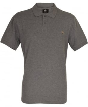 PS By Paul Smith Grey Regular Fit Polo
