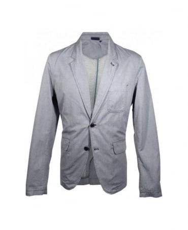 Paul Smith - Jeans Grey Rever Style Jacket
