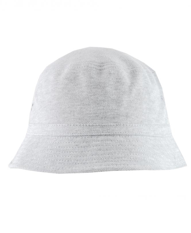 Lacoste Grey RK8490 Bucket Hat - Hats from Jonathan Trumbull UK 2b5b732435a